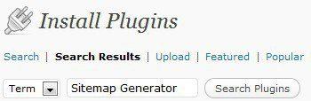 Sitemap Generator for WordPress