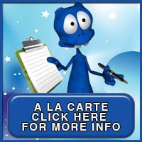 A la Carte Packages