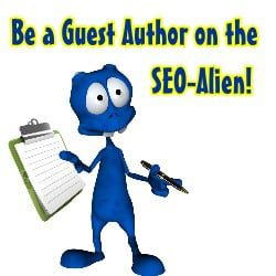 Be a Guest Writer on the SEO-Alien