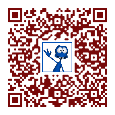 email the SEO Alien QR code