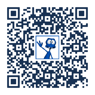 Simple Text QR Code