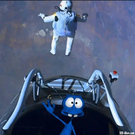 So Who Pushed Felix Baumgartner out of the Balloon?