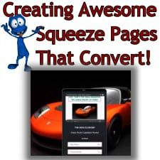 Tips ot creating Squeeze Pages that convert