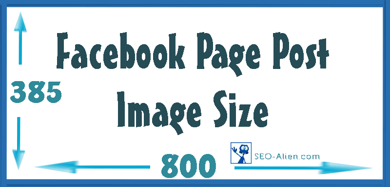 Facebook Page Image Size