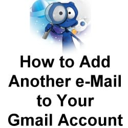 how to i add another email accout to gmail