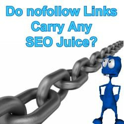Do nofollow Links Carry SEO Juice