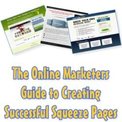How to Market a Squeeze Page