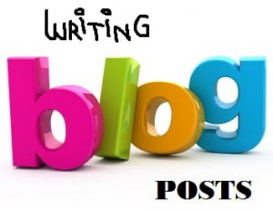 Steps to Write the First Blog Post