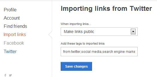 Add Tags to Your Twitter Imports
