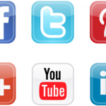 Social Media Buttons for Email