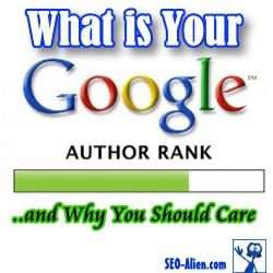 What is Your Google Author Rank