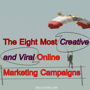 Creative and Viral Online Marketing Campaigns