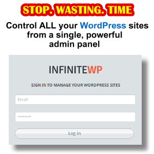 Manage all Your WordPress Sites from One Account
