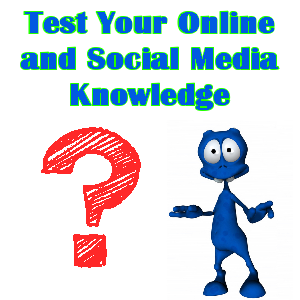 Online and Social Media Quiz