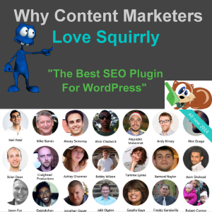 Why Content Marketers Love Squirrly