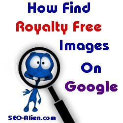 Find Royalty Free Images On Google