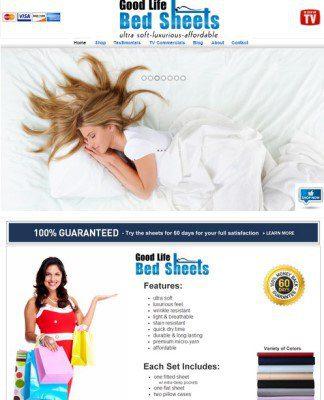 Good Life Bed Sheets