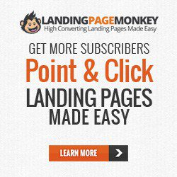 Landing Pages with Page Monkey
