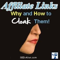 Why and How to Cloak Affiliate Links