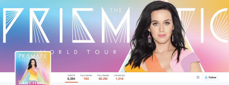 Katy Perry on Twitter