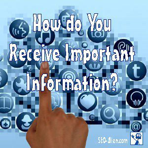 Receive Important Information and Notifications