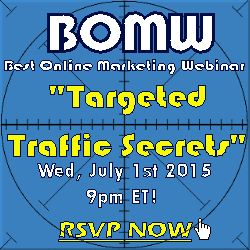 Targeted Traffic Secrets