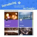 Google Plus Introduces Google Collections