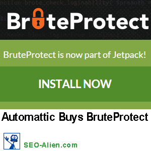 BruteProtect WordPress Plugin Update