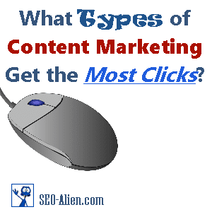What Types of Content Marketing Gets the Most Clicks