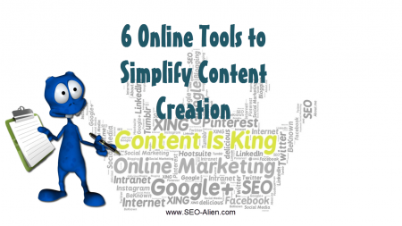 Online Tools for Content Creation