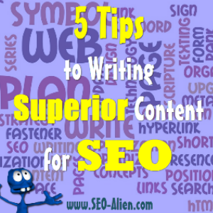 Writing Superior Content for SEO