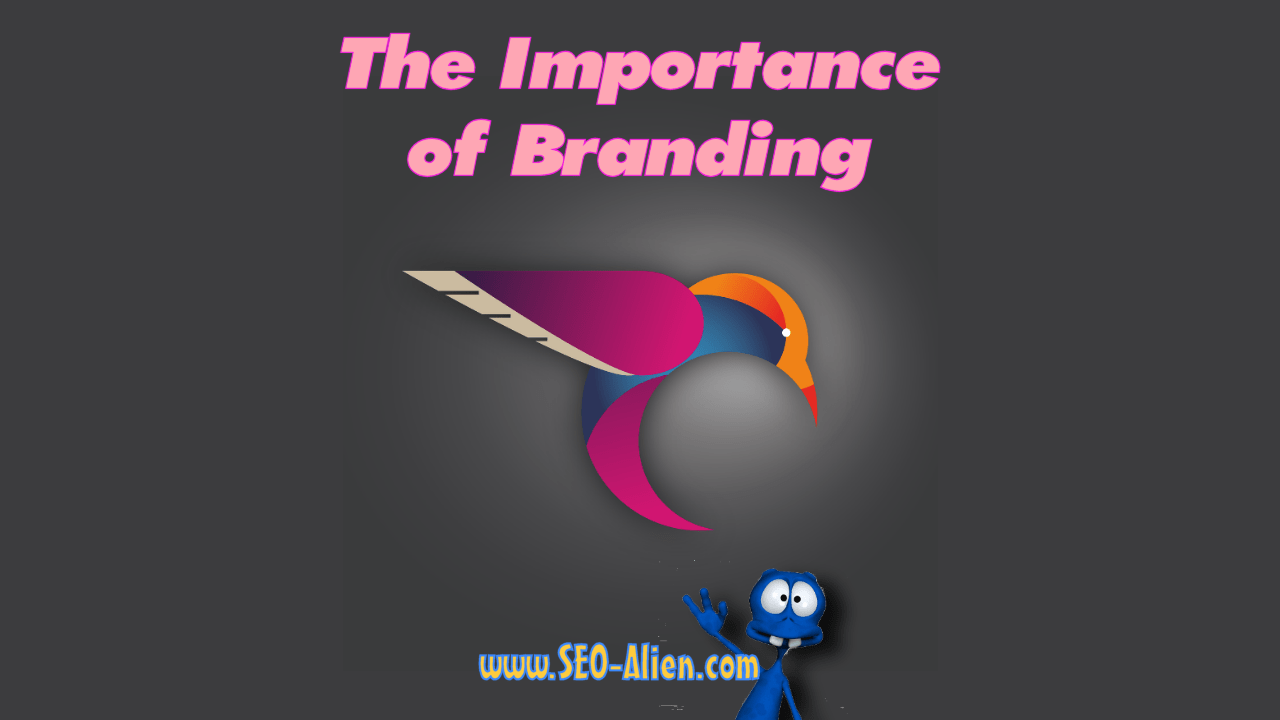 the importance of branding Creating strong branding means initiating a strong and positive bond between the business and the clients branding brings a vision to the clients, which, help them.