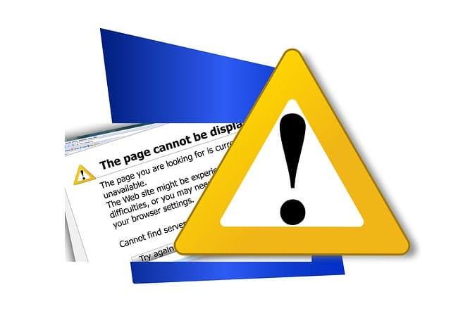 Website Mistakes to Avoid