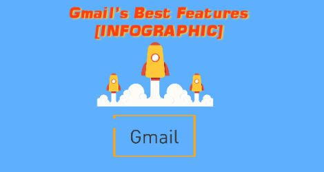 Gmail's Best Features [Infographic]