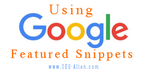 How to Optimize Your Webpage for Google's Featured Snippets