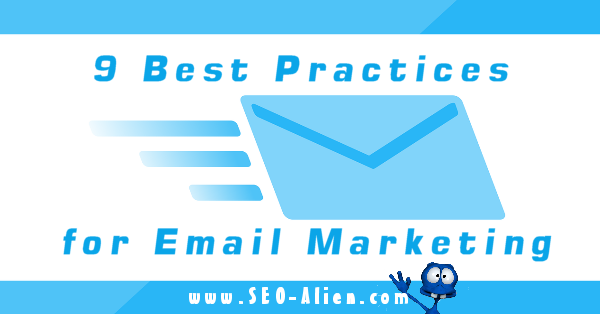 9 Best Practices for Email Marketing